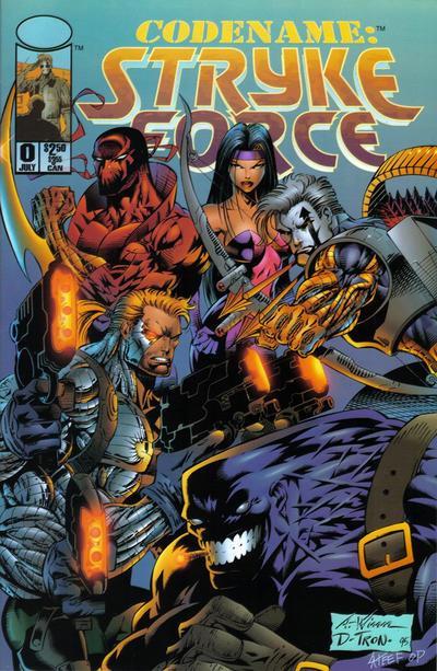 Codename: Stryke Force Vol 1 0