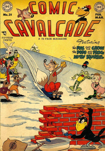 Comic Cavalcade Vol 1 31