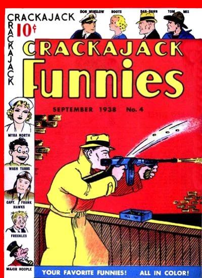 Crackajack Funnies Vol 1 4
