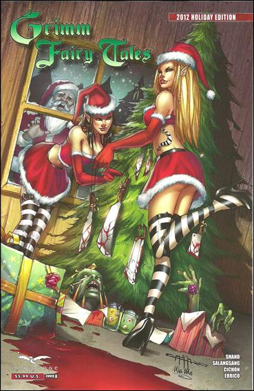 Grimm Fairy Tales: Holiday Special Vol 1 4