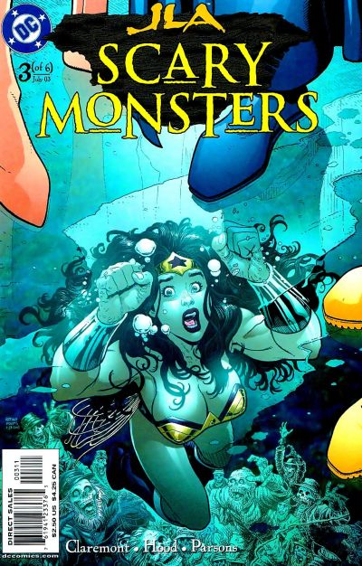 JLA: Scary Monsters Vol 1 3