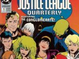 Justice League Quarterly/Covers
