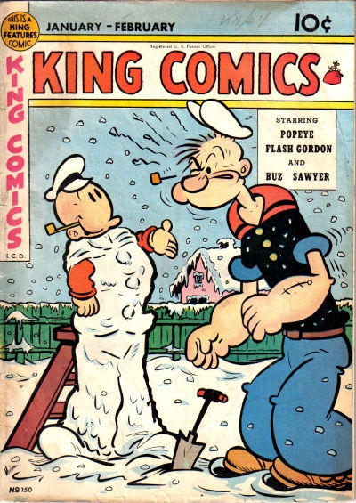 King Comics Vol 1 150