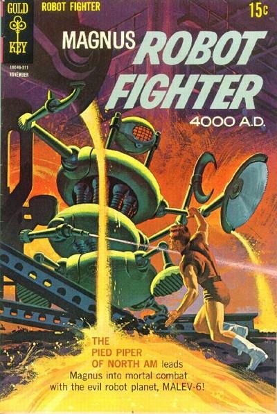 Magnus, Robot Fighter Vol 1 24