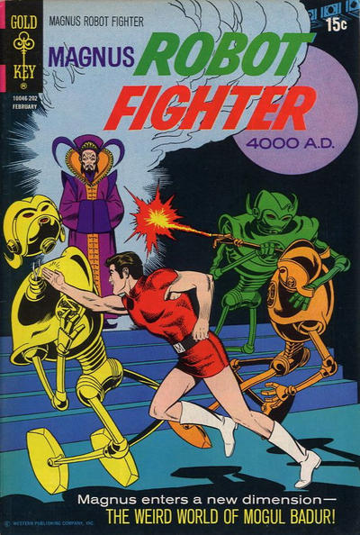 Magnus, Robot Fighter Vol 1 30