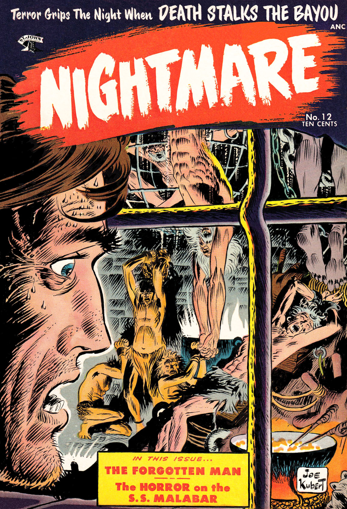 Nightmare Vol 2 12