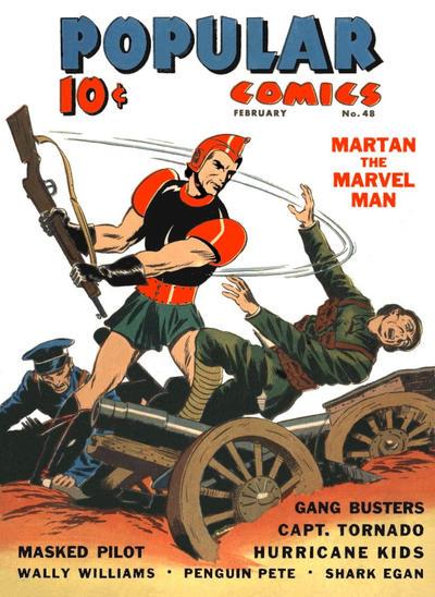 Popular Comics Vol 1 48