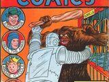 Smash Comics Vol 1 1