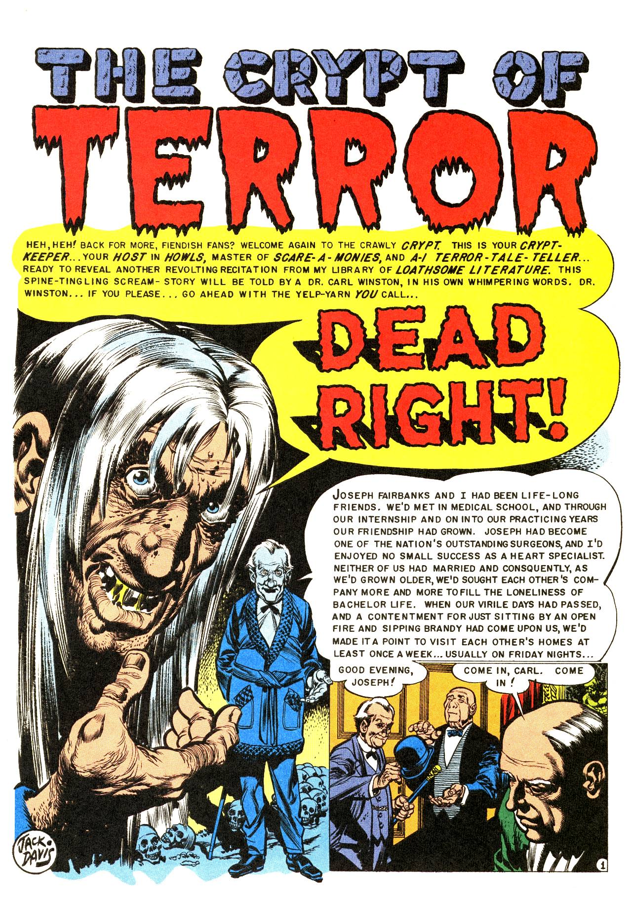 Tales from the Crypt Vol 1 37