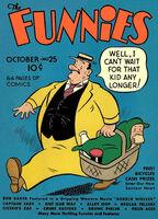 The Funnies Vol 2 25
