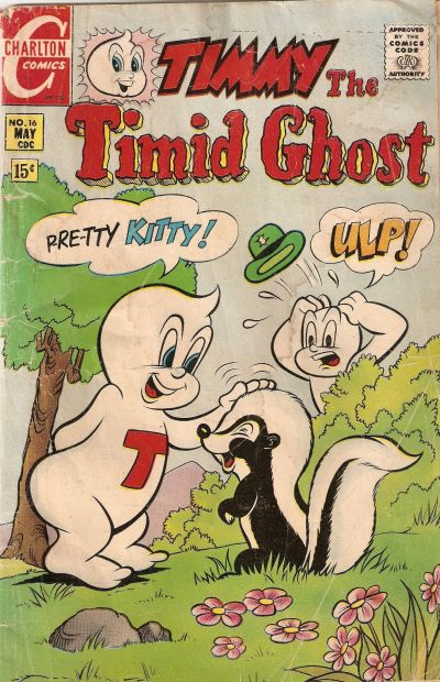 Timmy the Timid Ghost Vol 2 16