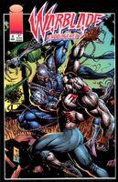 Warblade Endangered Species Vol 1 2