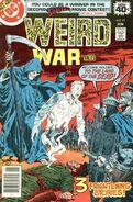 Weird War Tales Vol 1 71