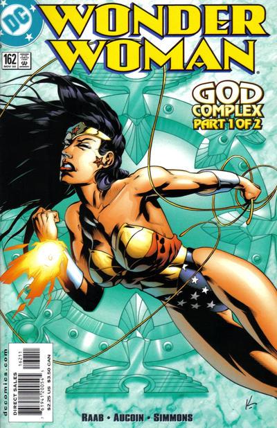 Wonder Woman Vol 2 162