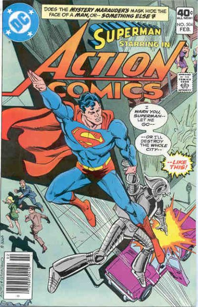 Action Comics Vol 1 504