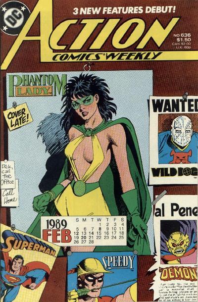 Action Comics Vol 1 636