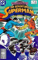 Adventures of Superman Vol 1 437