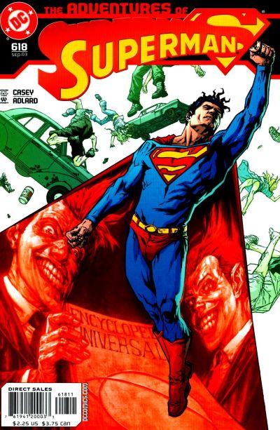 Adventures of Superman Vol 1 618