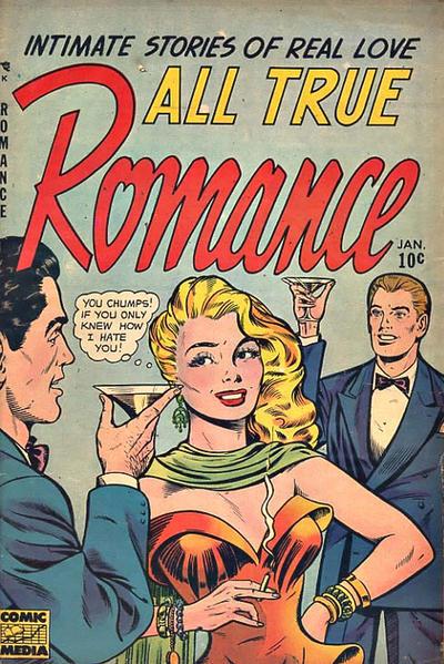 All True Romance Vol 1 9