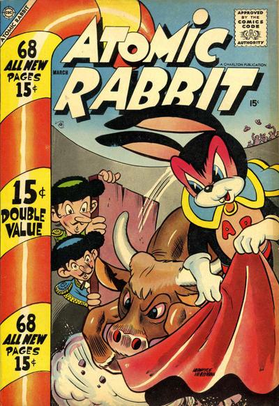 Atomic Rabbit Vol 1 11