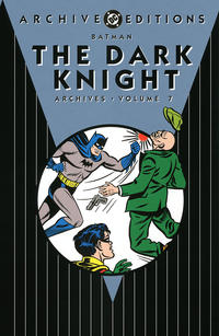 Batman: The Dark Knight Archives Vol 7 (Collected)