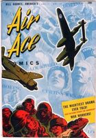 Bill Barnes, America's Air Ace Comics Vol 1 12
