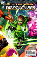 Blackest Night Tales of the Corps Vol 1 2