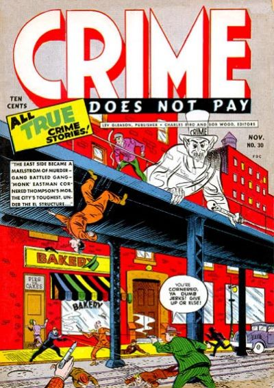 Crime Does Not Pay Vol 1 30