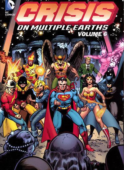 Crisis on Multiple Earths Vol 1 6