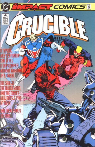 Crucible Vol 1 4