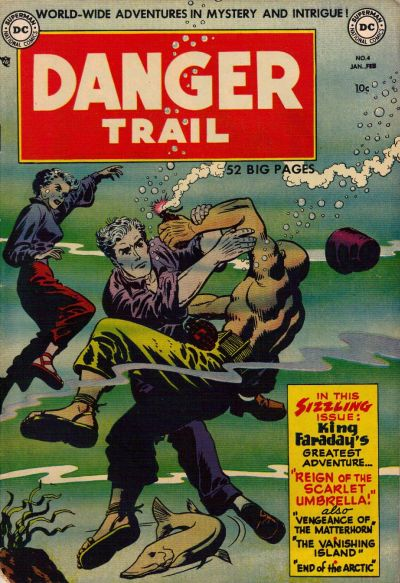 Danger Trail Vol 1 4