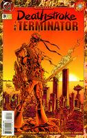 Deathstroke the Terminator Annual Vol 1 3