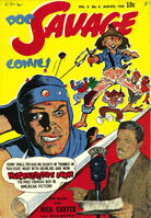 Doc Savage Comics Vol 1 18