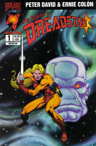 Dreadstar Vol 2 1