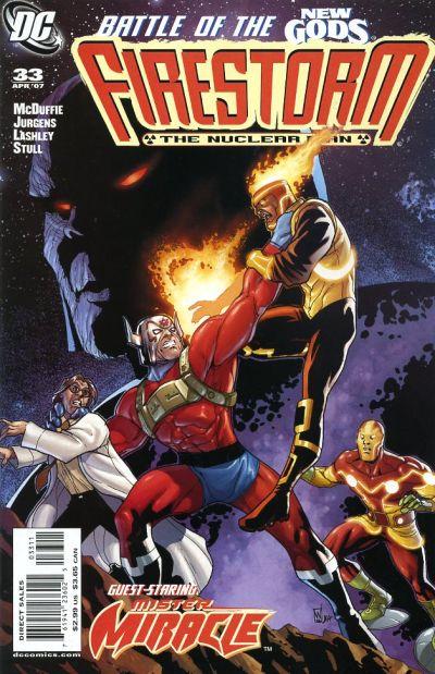 Firestorm Vol 3 33