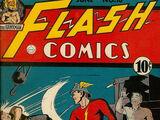 Flash Comics Vol 1 18