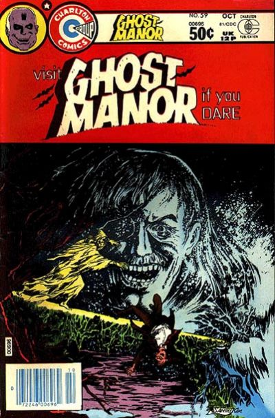 Ghost Manor Vol 2 59