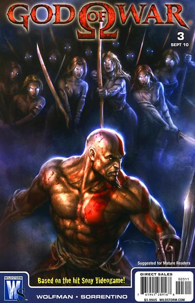 God of War Vol 1 3
