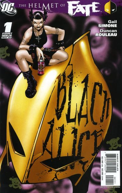 Helmet of Fate: Black Alice Vol 1 1