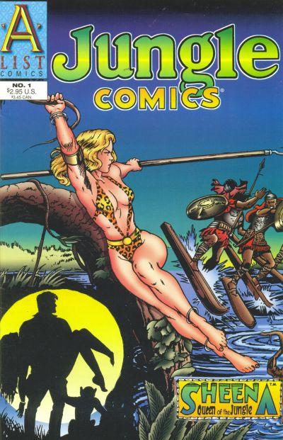 Jungle Comics (1997) Vol 1