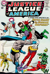 Justice League of America Vol 1 35
