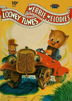 Looney Tunes and Merrie Melodies Comics Vol 1 9