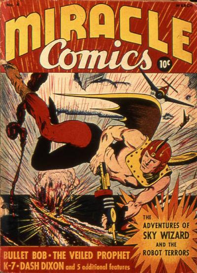 Miracle Comics Vol 1 4