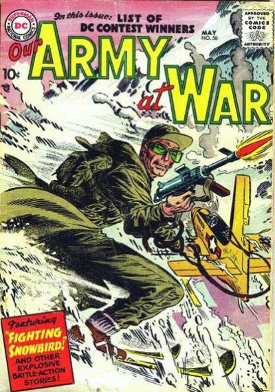 Our Army at War Vol 1 58