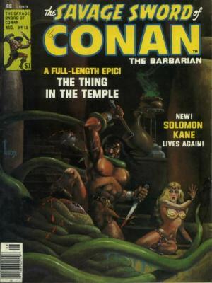 Savage Sword of Conan Vol 1 13