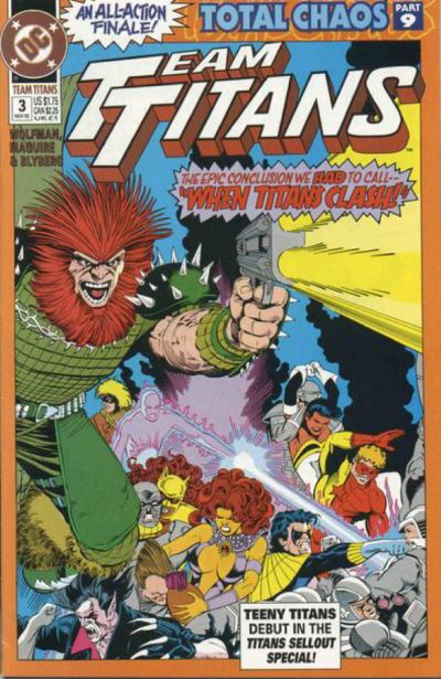 Team Titans Vol 1 3