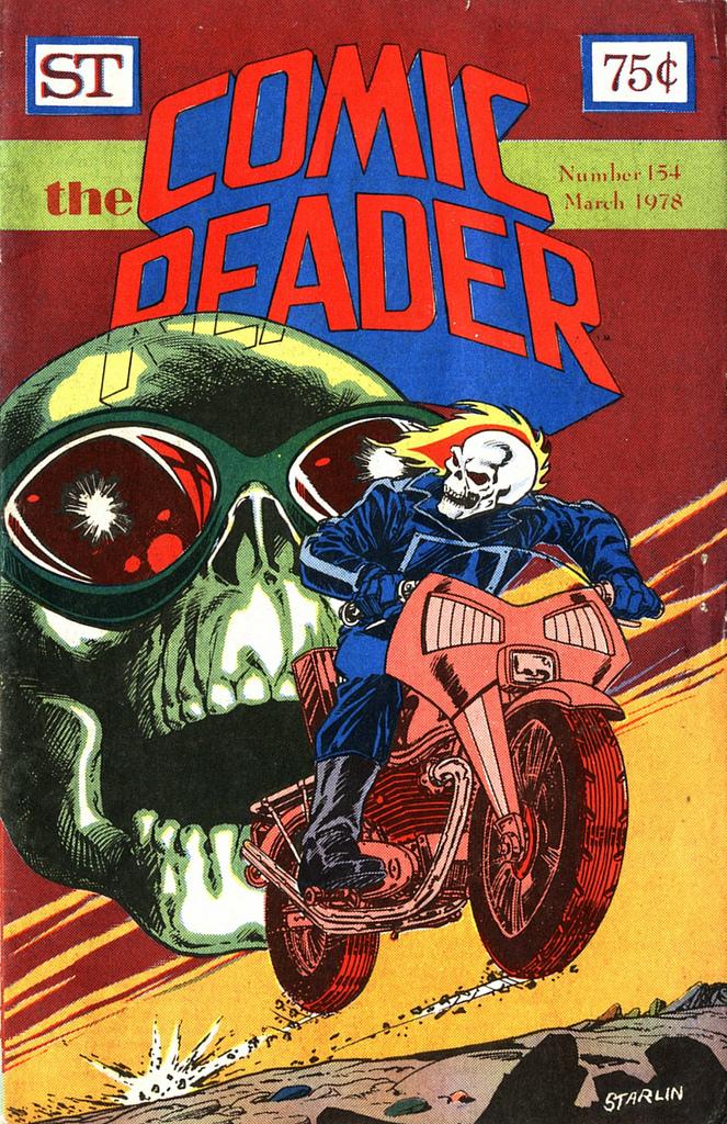 The Comic Reader Vol 1 154