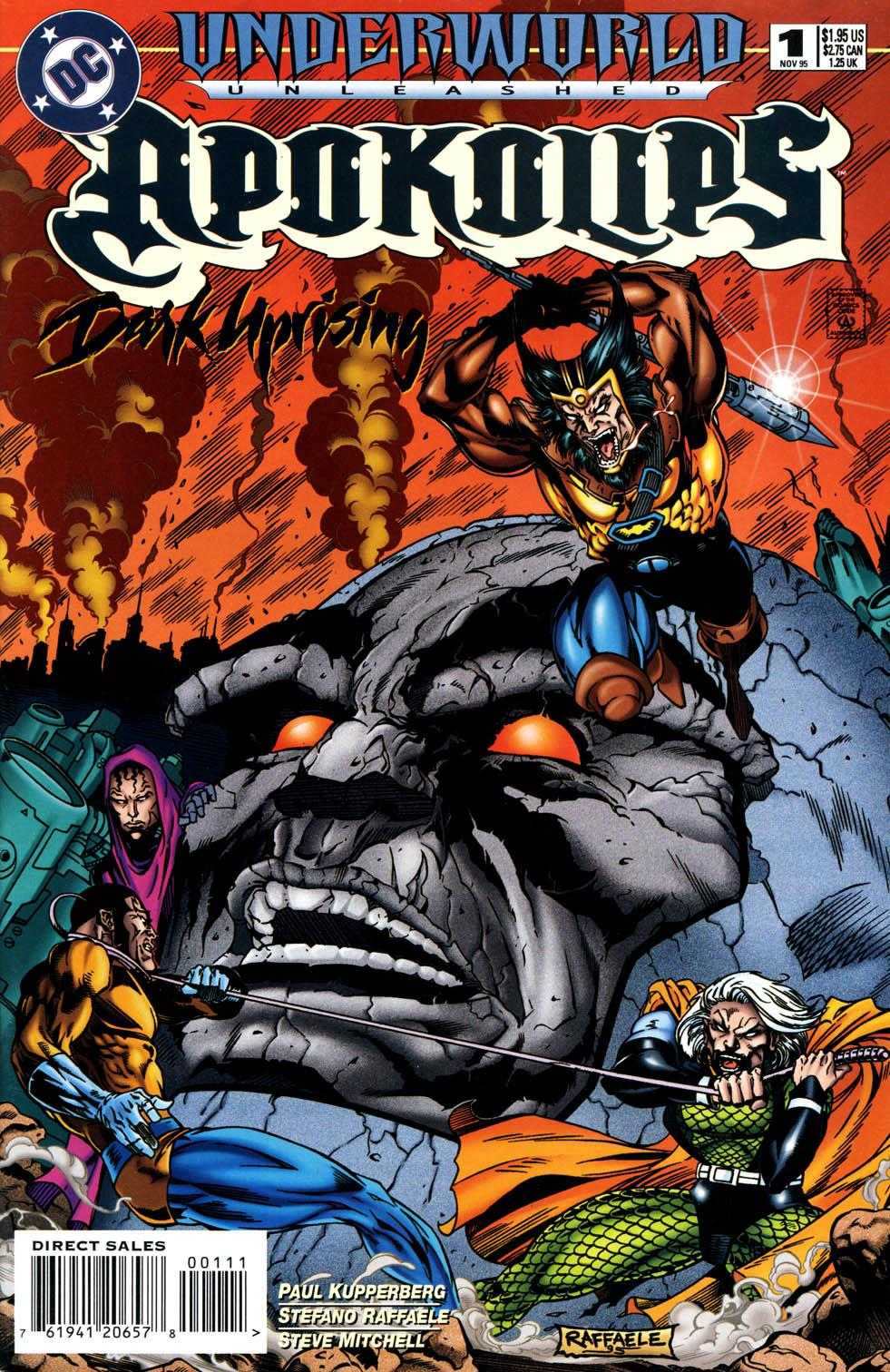 Underworld Unleashed: Apokolips - Dark Uprising Vol 1 1