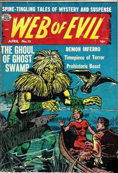 Web of Evil Vol 1 13
