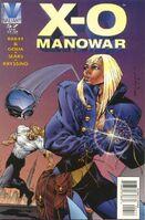 X-O Manowar Vol 1 57